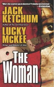 The Woman book cover