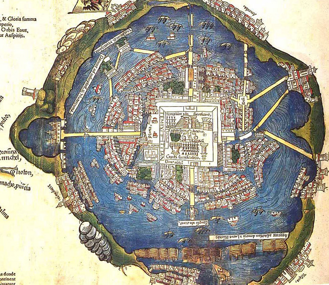 Plan-de-Tenochtitlan