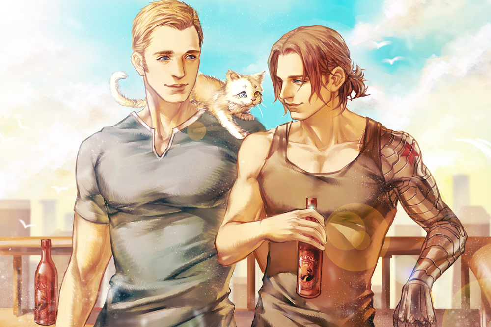 sexiest-stucky-fan-art-inspired-by-captain-america-here-kitty-kitty-1